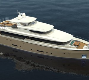 Moonen receives new order for Caribbean series motor yacht MATICA