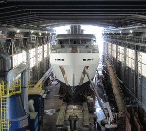 Update on Codecasa 50 – Vintage Series Yacht Hull C121
