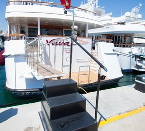 Branagh Marine Composites to Officially Launch DockSteps at Monaco Yacht Show 2014