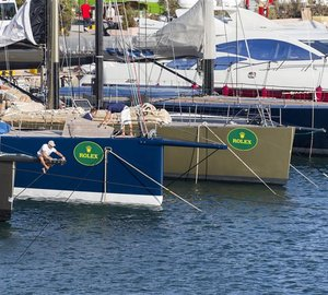 Maxi Yacht Rolex Cup 2014 to start today
