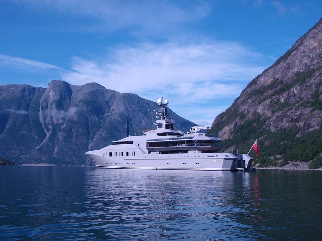 Huisfit - motor yacht Skat - photo Skat crew