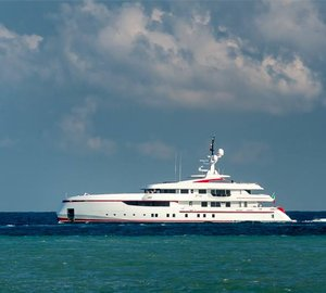 Delivery of ISA 54M motor yacht FOREVER ONE designed by Horacio Bozzo