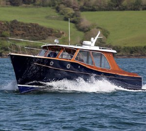 New Cockwells 'Impulsive' yacht tender making world debut at Southampton Boat Show