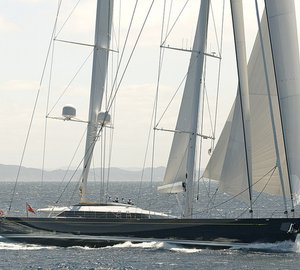 Alloy sailing yacht MONDANGO 3 announced as ISS Design Awards 2014 Finalist