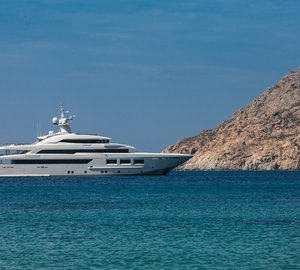 Motor Yacht SARAMOUR by CRN to premiere at the 2014 Monaco Yacht Show