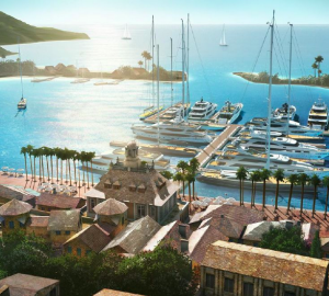Exclusive breakfast to be hosted by Christophe Harbour at Monaco Yacht Show 2014