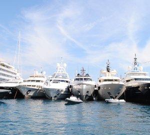 Monaco Yacht Show 2014: Day 1