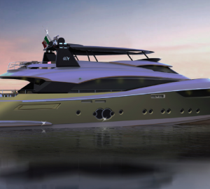 Monte Carlo Yachts unveils Motor Yacht MCY 105 at Cannes Yachting Festival