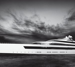 Pride Mega Yachts to present new 115m motor yacht ESTATEMENT concept at MYS 2014