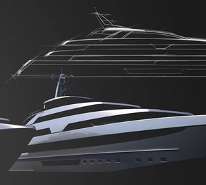 RIVA announces creation of new full custom line of superyachts in steel at Monaco Yacht Show 2014