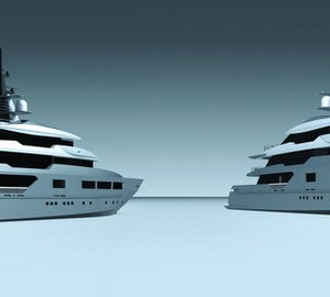 New 70m motor yacht S701 design unveiled by Tankoa Yachts at MYS 2014