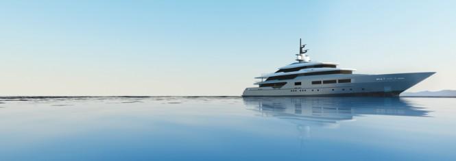New Tankoa yacht S701