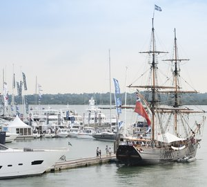 PSP Southampton Boat Show 2014 marked by strong sales