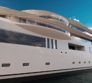 Pride Mega Yachts to reveal new 100m+ motor yacht TOMORROW project at MYS 2014