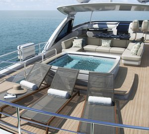 Princess Yachts unveil latest M Class motor yacht Princess 30M
