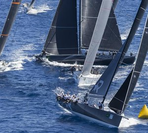 Maxi Yacht Rolex Cup 2014: Day 2
