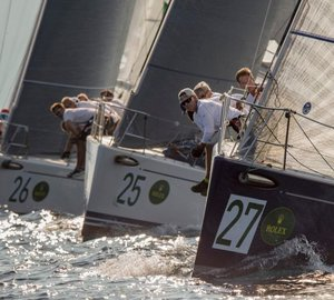 Rolex Swan Cup 2014 - Today's Racing Cancelled