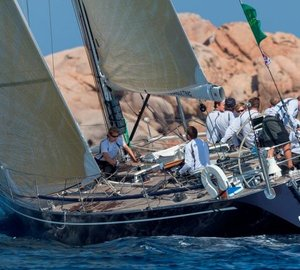 Rolex Swan Cup: Day One