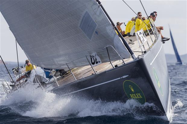 Sailing Yacht FREYA - Rolex Swan Cup - Photo by Rolex : Carlo Borlenghi