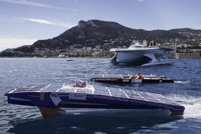Solar1 2014 Race - Photo Franck Terlin