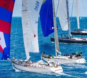 Rolex Swan Cup Caribbean 2015, March 3 - 7