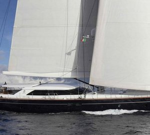 Perini Navi superyacht SEAHAWK and sailing yacht STATE OF GRACE among Finalists for ISS Design Awards 2014
