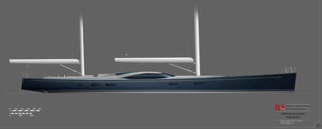 46m Rob Doyle luxury yacht concept