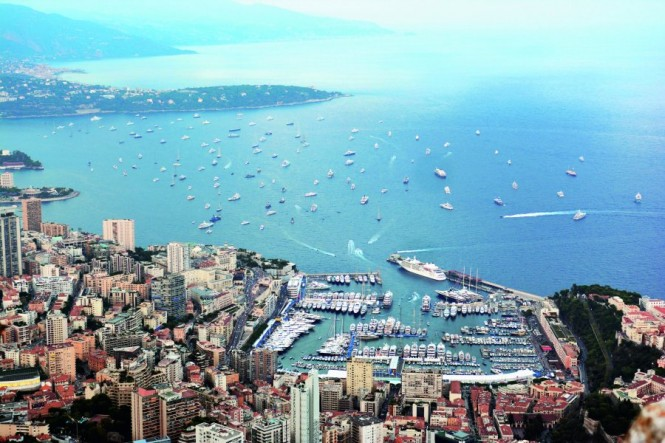 Aerial view of MYS 2014