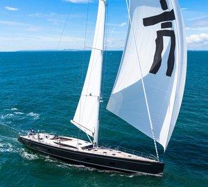 Baltic 107 sailing yacht INUKSHUK wins 2014 ISS Design Award