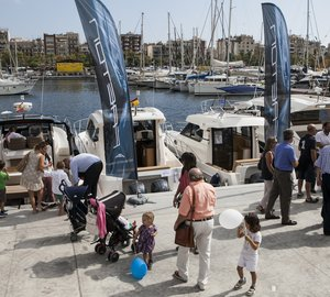 Barcelona Boat Show 2014 to introduce over 120 new products and multiple activities and experiences