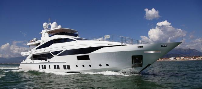 Benetti Veloce 140 Yacht