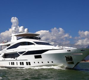Azimut|Benetti Group to present 18 luxury yachts at FLIBS 2014