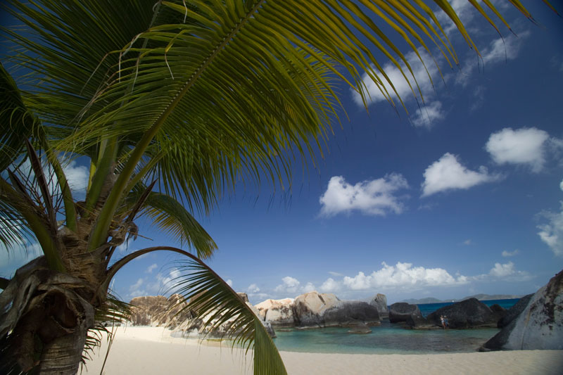 Devil's Bay National Park - Virgin Gorda - Photographs © BVI Tourist Board