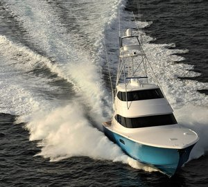 New Rolls-Royce engine selected to power Viking 92 Enclosed Bridge Convertible motor yacht SCOOTER to be presented at FLIBS