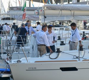 Italian Trade Agency (ICE) supports internationalization of the 54th Genoa Boat Show
