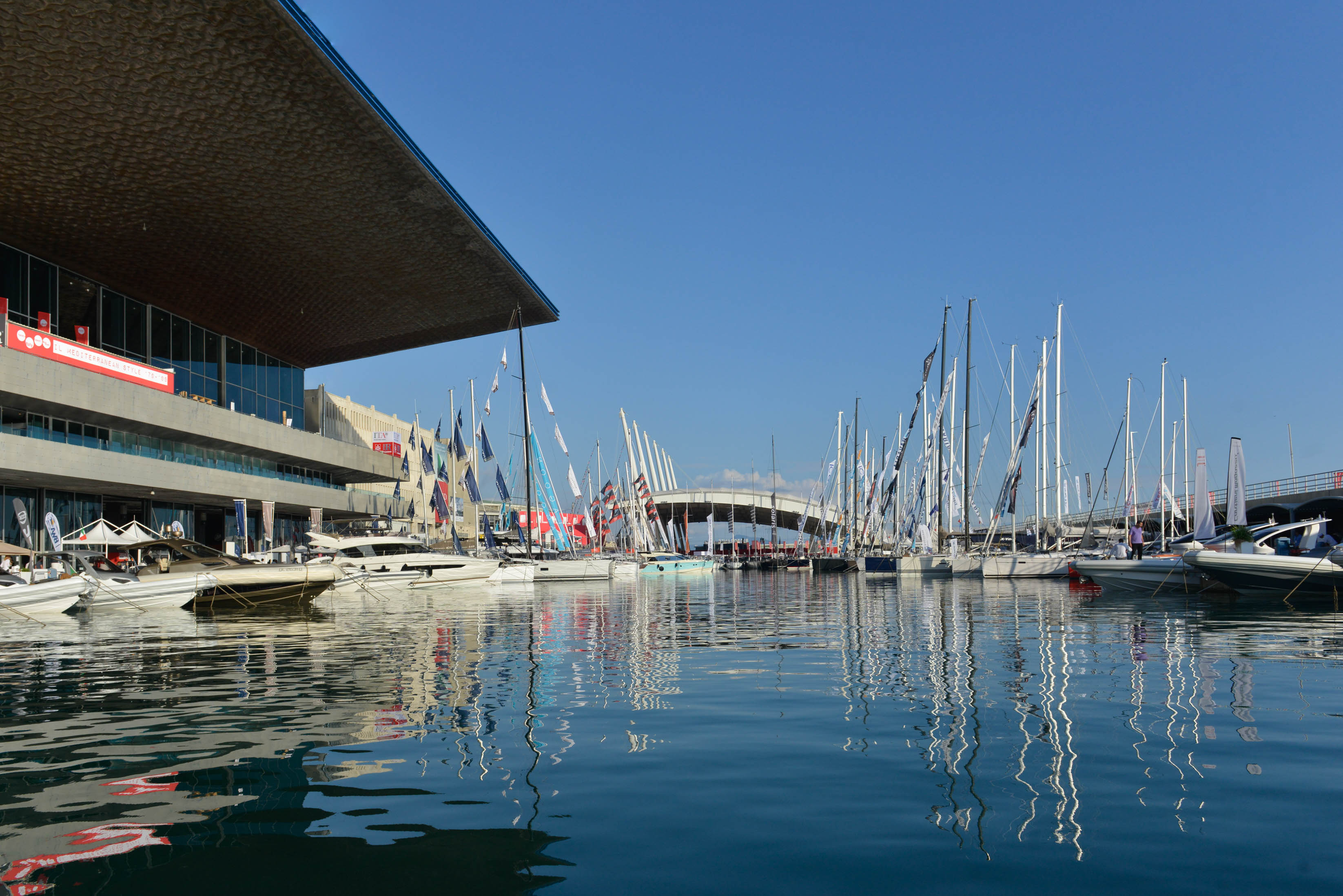 Genoa International Boat Show 2014