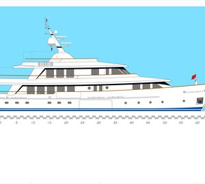 Hakvoort announces new order for 38,25m motor yacht YN250 with launch in 2017