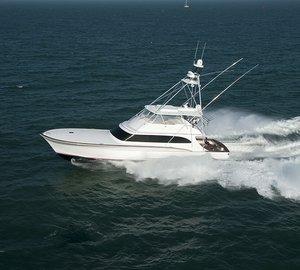 New Jarrett Bay Hull #62 Yacht grows from 88' to 90'