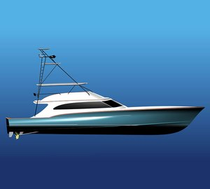 Jarrett Bay Starts Construction of 90' motor yacht Hull 62 - Its Largest Custom Sportfish to Date