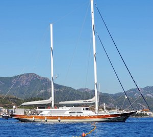40m sailing yacht MINALLI by Naval Yachts