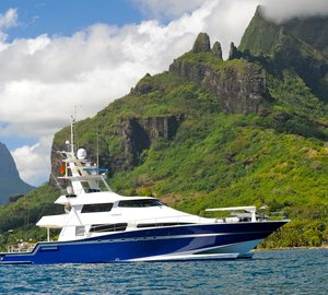 Asia Pacific Superyachts Tahiti discusses new approach to regional yachting industry during MYS 2014