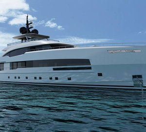 New 44m motor yacht YARA 44 unveiled by ISA Yachts