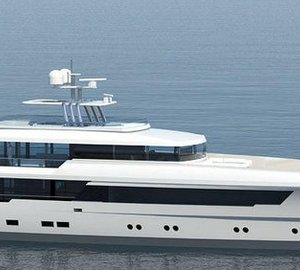 New Picchiotti motor yacht Project C.2287 from Vitruvius® series unveiled by Perini Navi