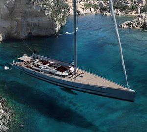 New Admiral Sail sailing yacht WAVE 38 designed by Philippe Briand