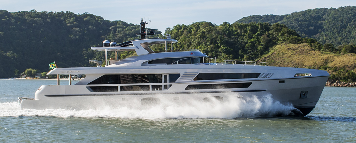New MCP superyacht Limited Edition 106