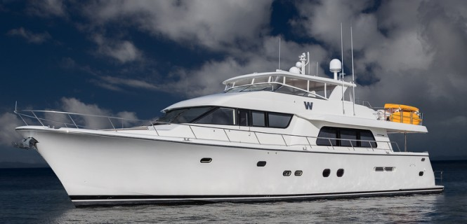 Pacific Mariner 85 superyacht W