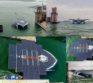 PlanetSolar's last activities for the year 2014