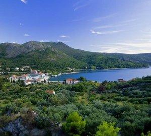 New ACI Marina Slano in Croatia