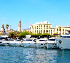 Sunseeker Yachts to participate in Barcelona Boat Show 2014