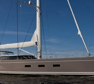 A great success of Swan 105 RS sailing yacht TI-COYO by Nautor and beiderbeck designs at MYS 2014